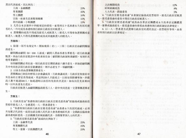 1988年4月徵求意見稿